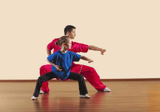 Kung Fu Fighting for Kids - Ages: 5-14 (Khalidiyah)