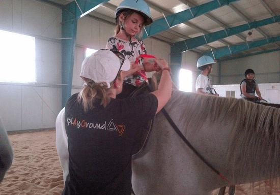 Filliez & Coltz Horseback Riding Program - Level 1 (Ages: 3-6)