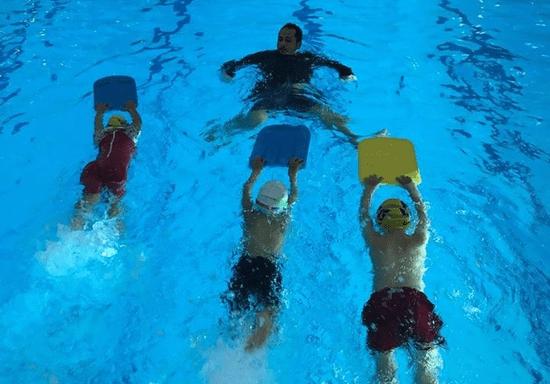 Learn to Swim Program - Ages: 2-18 (North London Collegiate School)