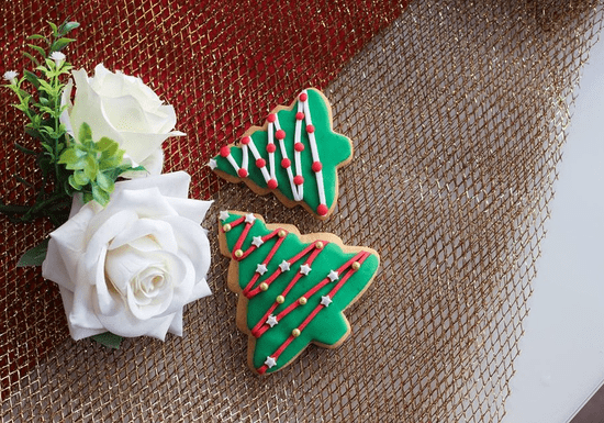 Cookies & Sugar Cookie Decoration
