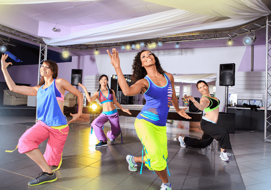 Zumba Fitness Class (Ladies Only)