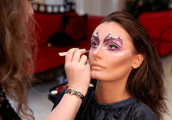 Fantasy Make-Up Course
