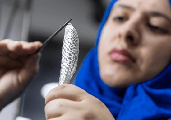Silver Jewelry Making Using Cuttlefish Bone Casting