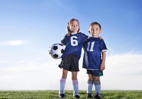 Group Football - Ages: 3-6 (Al Qouz)