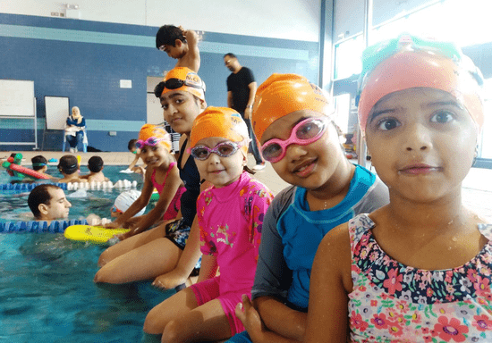 Youth Swimming Group Class - Ages: 3-17 (Academic City)