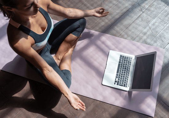 Online Class: Private Yoga or Meditation with Arun