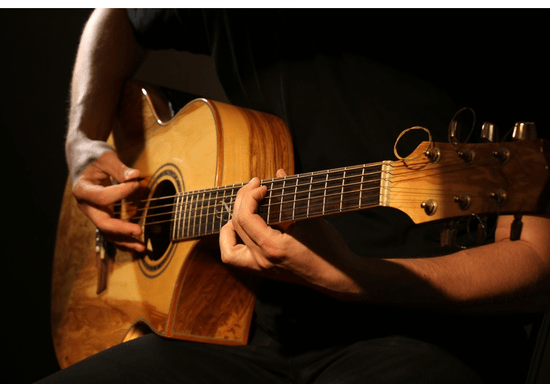 Guitar Group Class (Acoustic - Classical - Electric)