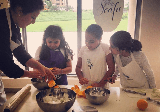 Desserts Making Class for Kids - Ages: 7-13