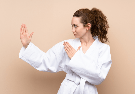 Karate Group Lessons For Ladies