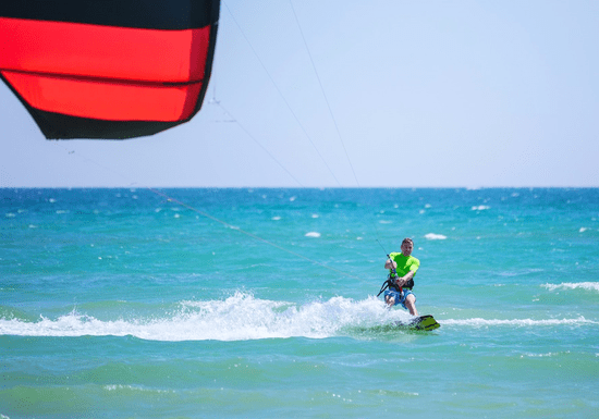 Learn Kitesurfing with a Pro