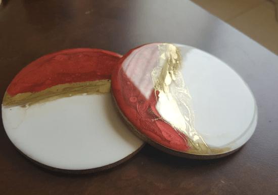 Online Class: DIY Resin Coaster