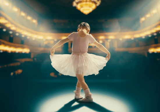 Baby Ballerina - Ages: 2-3