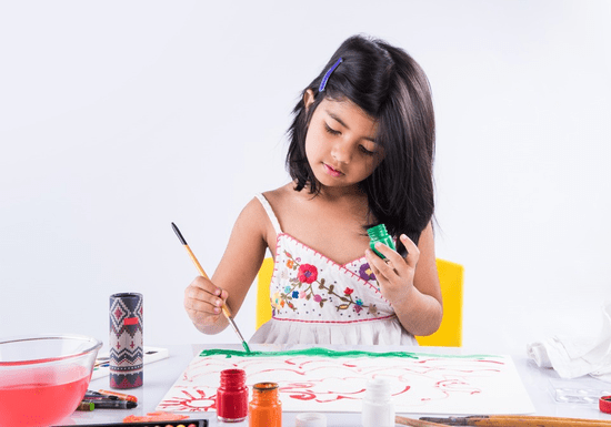 Online Class: Art Workshop for Kids - Ages: 4+