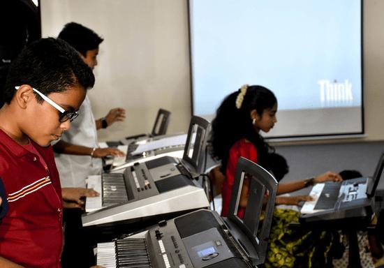 Keyboard Group Class