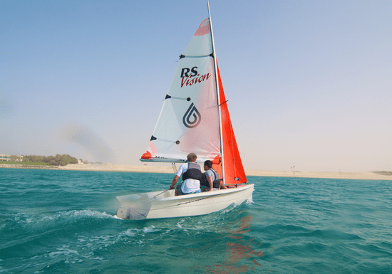 Sailing - RYA Certified Level 1