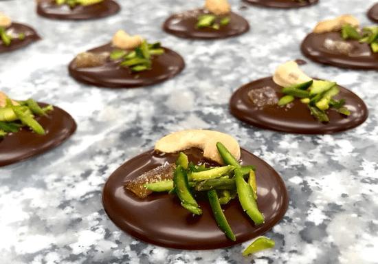 Masterclass: Chocolates, Pralines & Truffles