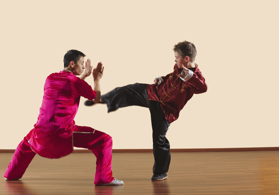 Kung Fu for Kids - Ages: 5-14 (MBZ)