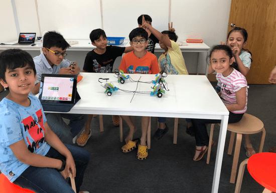 Early Robotics - Lego weDo2.0 Platform - Ages: 6-9 (Bur Dubai)