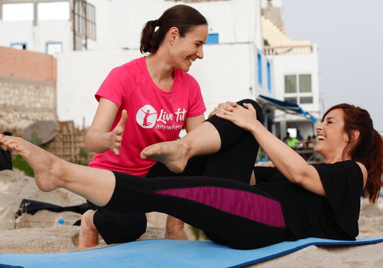 Pilates Private Classes with Female Instructor