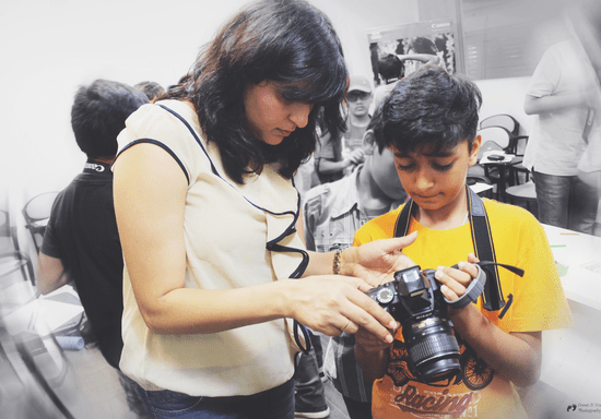 Magic of Photography for Kids - Ages: 7-12