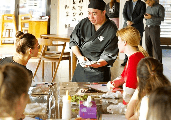 Sushi Making Masterclass