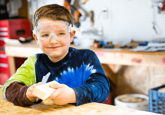 Woodworking Summer Camp - Ages: 8-13