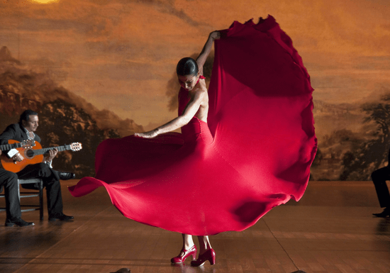 Flamenco Dancing - Private Lessons