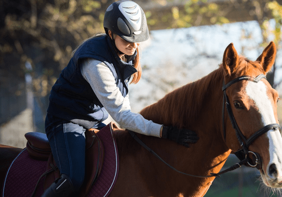 Horse Riding Lessons for Ladies