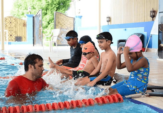 Group Swimming Lessons for Kids - Ages: 3-14 (Al Quoz)