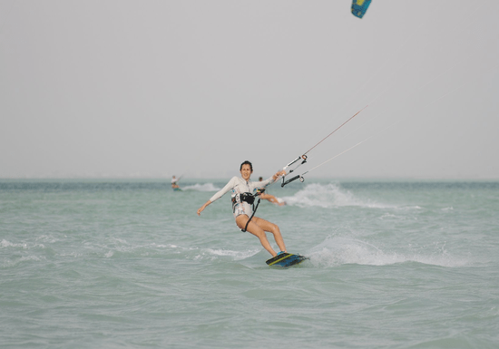 9-Day Masirah Island Trip With Kite Surfing Course