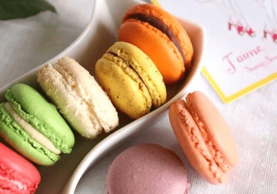 Low Sugar Macarons for Beginners