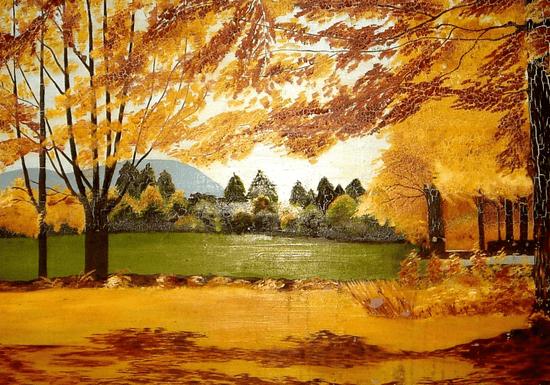 Oil & Acrylic Painting