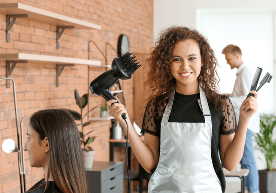 Become a Professional Hairdresser: Haircut, Coloring & Care