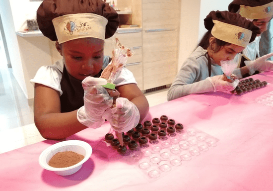 Chocolate Making Class - Ages: 5-16