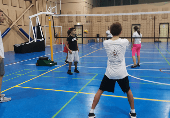 Teenagers Volleyball - Ages: 13-18 (Emirates Hills)
