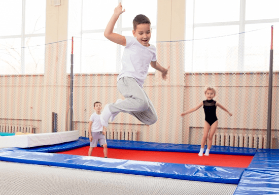 Tumbling & Trampoline Gymnastics for Kids - Ages: 10-14