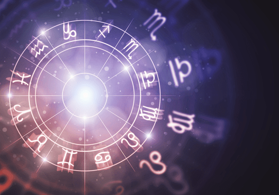 Healing With Constellation Astrology Circle