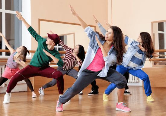 Modern Hip-Hop Dance