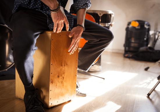 Private Flamenco Percussion Lessons