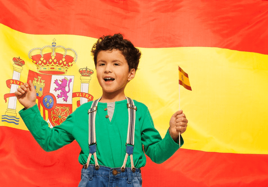 Private Spanish Lessons with a Native Speaker for Kids - Ages: 6-12