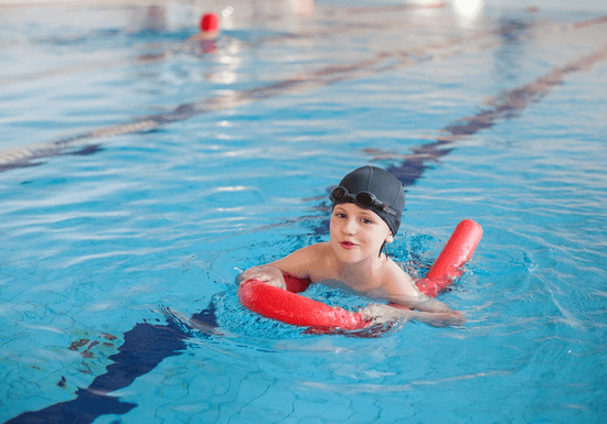 Private At-Home Swimming Lessons with Male Instructor