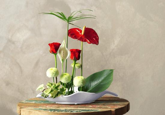 ... Ikebana - Art of Japanese Flower Arrangement ...