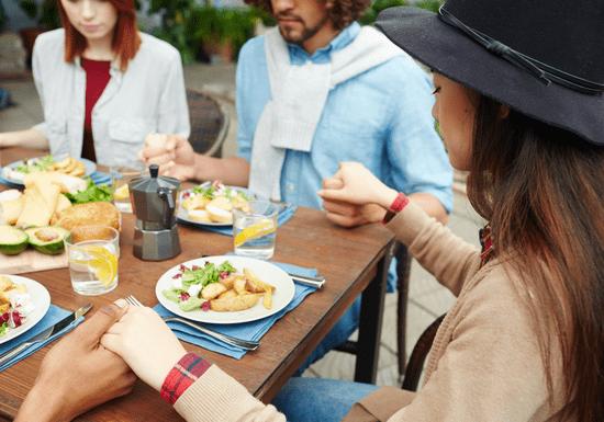 Food & Spiritual Journey (Al Barsha)