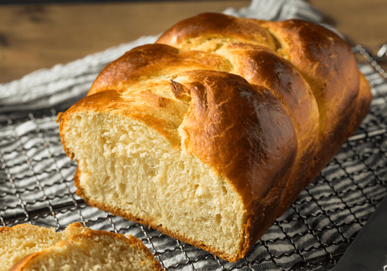 Bread Making: Brioche & Japanese Milk Bread