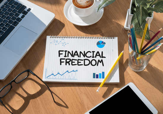 Online Class: The Road To Financial Freedom