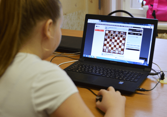 Online Class: Chess for All Levels - Ages: 5-12