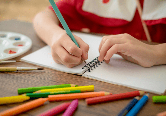 Coloring for Kids - Ages: 4-14