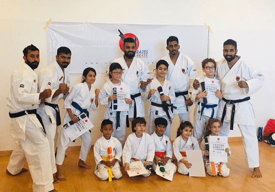 Kids Karate Classes - Ages: 5-10 (Khalifa City)