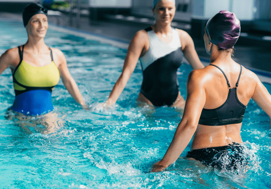 Private Fitness Swim Classes with Coach Kina