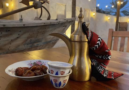 Learn the Etiquette of Arabic Coffee